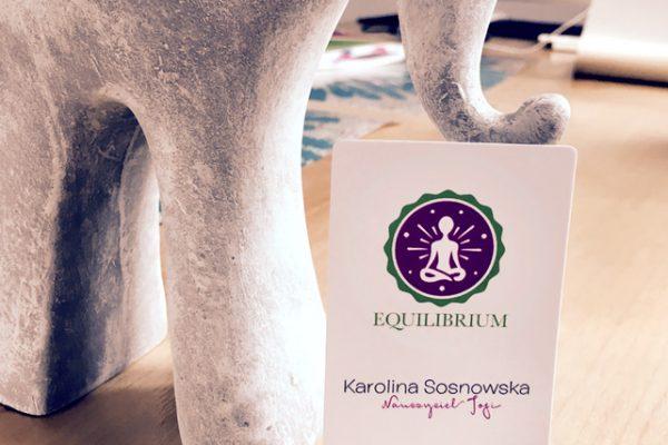 Joga – noga słonika