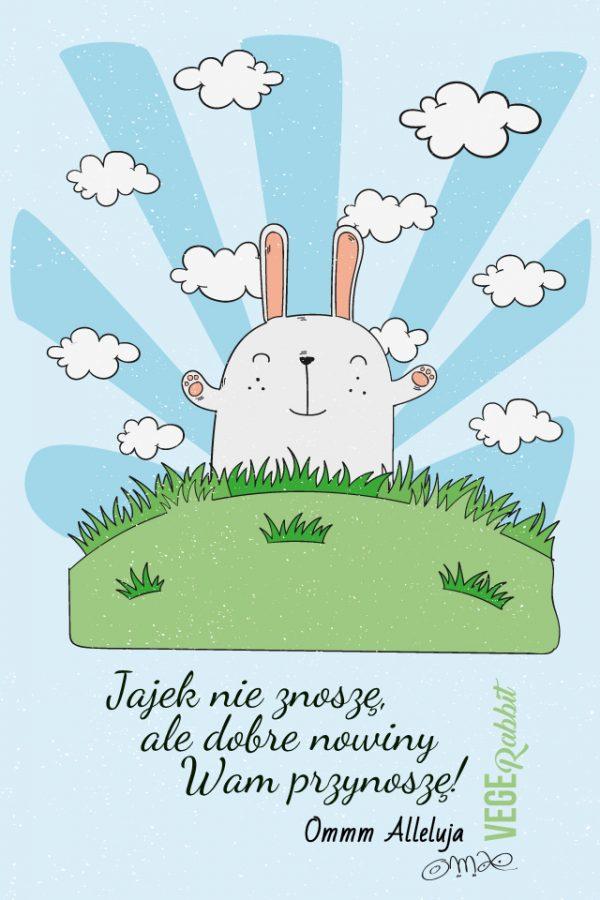 Wesołego Alleluja – Vege Rabbit