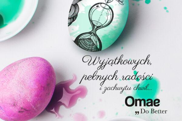Z okazji Świąt Wielkanocnych życzymy…